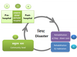 Health Emergency as a cycle